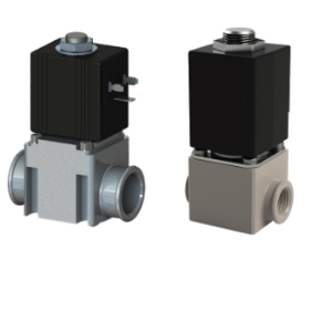 Media Separated Valves
